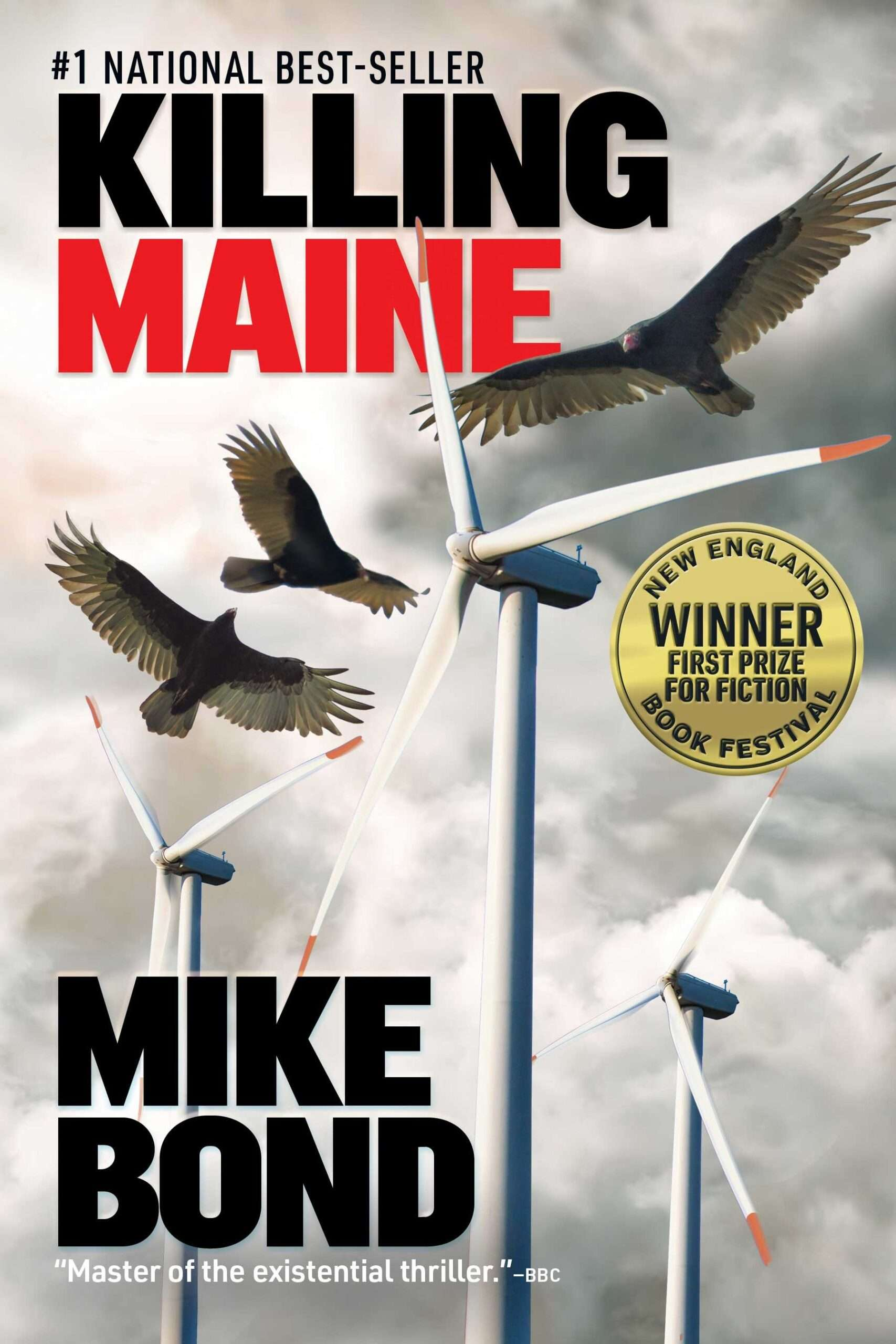 Killing Maine - Michael Bond Books