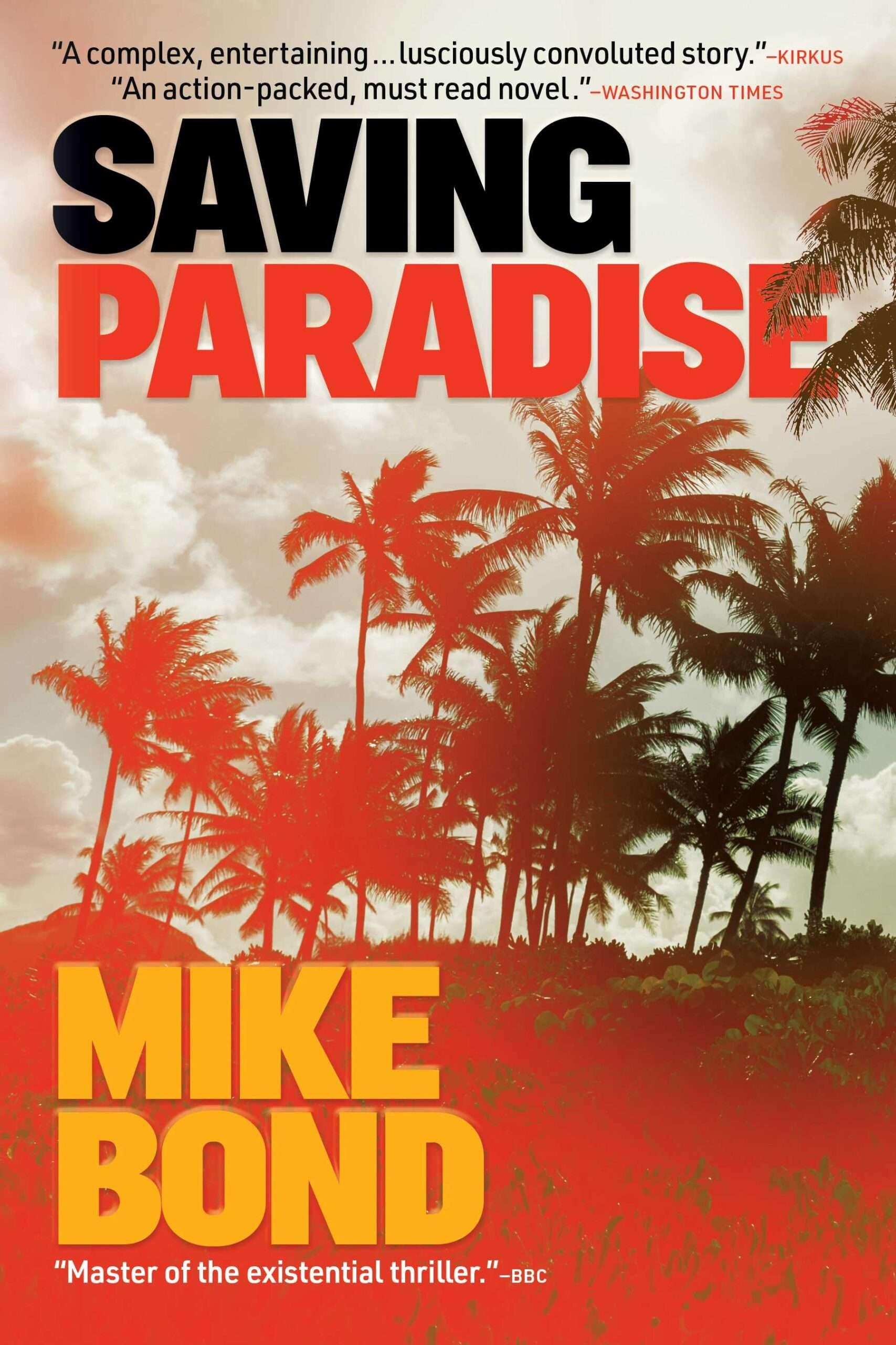 Saving Paradise - Michael Bond Books