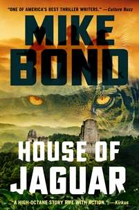 House of Jaguar - Mike Bond Books
